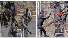 EU-Außengrenze gestürmt: 52 Afrikaner überwinden Zaun in Melilla