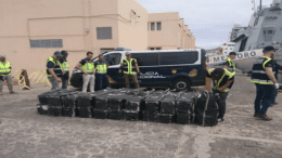 Kanaren: Fischkutter mit 1,6 Tonnen Kokain abgefangen » Sieben Festnahmen