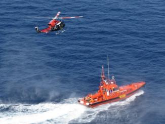 Kanaren: Badegast vor Teneriffa vermisst » Suche fortgesetzt