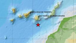 Gran Canaria: Erneutes Erdbeben mit Stärke 2,4 registriert