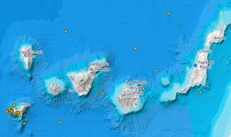 Kanaren verzeichnen 55 leichte Erdbeben in 30 Tagen