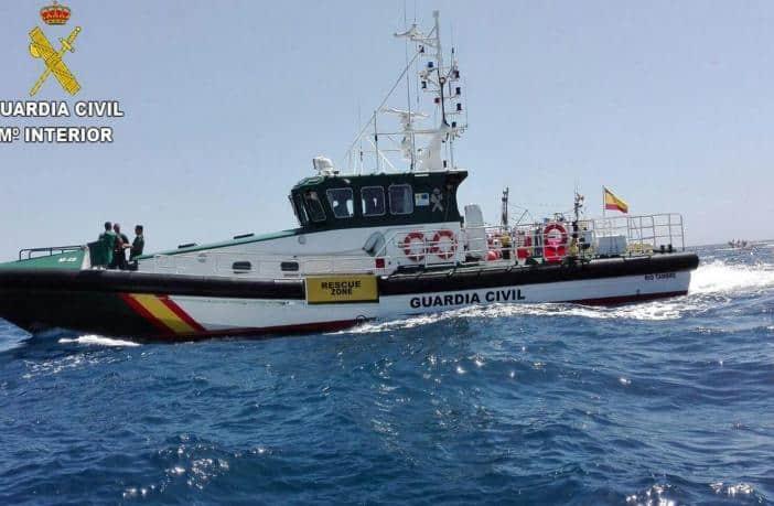 Gran Canaria: Polizei fängt Boot mit 41 Afrikanern ab