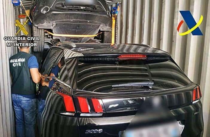 Ziel Afrika: Geklaute SUVs auf Gran Canaria sichergestellt