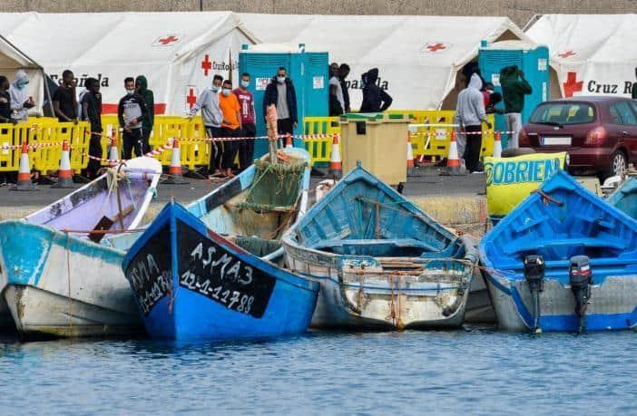 In 24h: 13 Flüchtlingsboote erreichen Gran Canaria