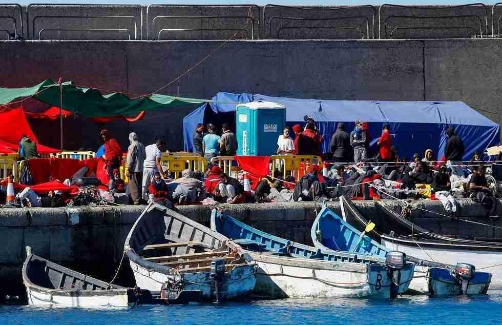Kanaren: Erneut zwei Boote mit Migranten eingelaufen