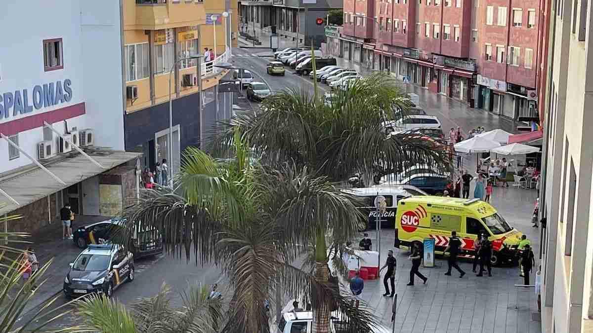 Zweijähriges Mädchen auf Gran Canaria aus Fenster gestürzt
